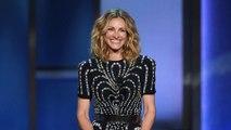 Julia Roberts laughs off Emmys 'snub'
