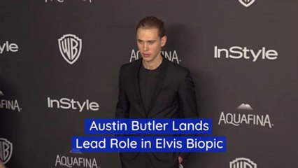 An Actor For The Elvis Presley Biopic Is Found