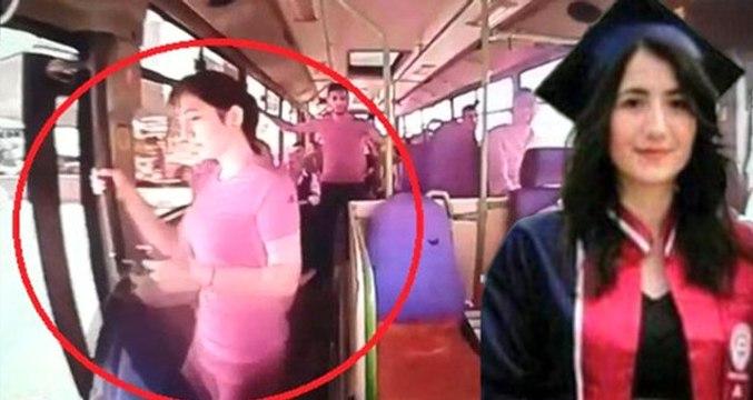 Otobüsten düşüp ölen genç kızla ilgili kahreden detayı babası paylaştı