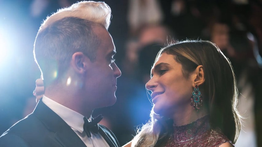 Robbie Williams & Ayda Field to celebrate 10th Wedding Anniversary with vow renewals