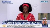 """Sibeth Ndiaye: """"Dire que l'écologie est morte dans ce gouvernement (...) ce n'est pas très sérieux"""""""