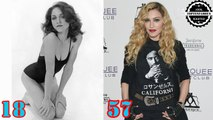 Madonna - From 1 to 58 Years Old