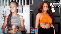 Rihanna - From 1 to 29 Years Old