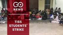TISS Students On Strike