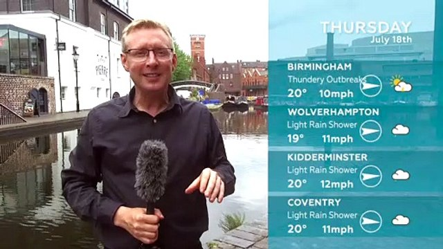 WEATHER: July 18th 2019