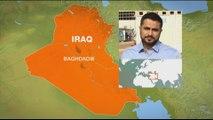 At least three Turkish diplomats killed in Iraq's Erbil