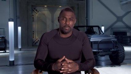'Hobbs And Shaw': Idris Elba