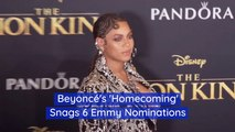 Beyonce Will Get Plenty Of Attention At The Emmys