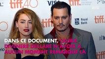 Johnny Depp violent avec Amber Heard ? Une amie proche de l'actrice dément
