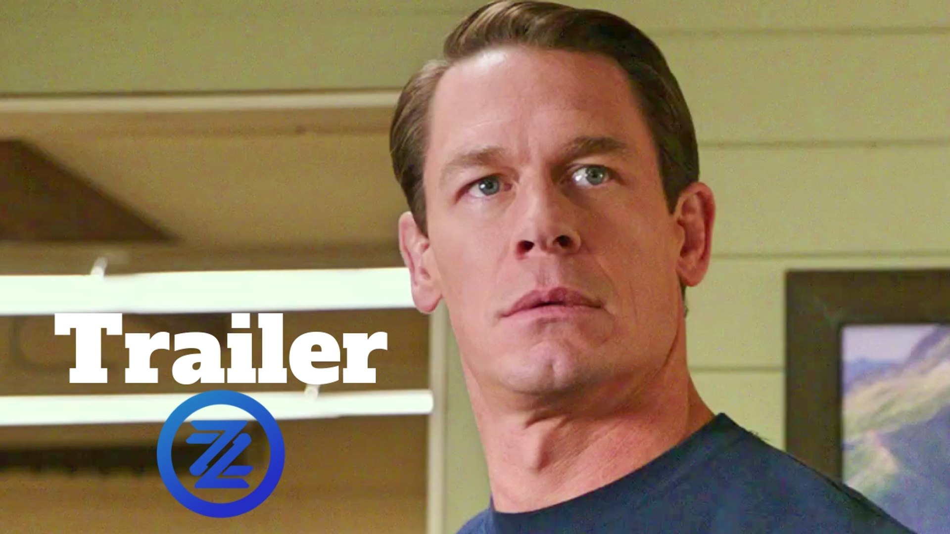 Playing With Fire Trailer 1 2019 John Cena Judy Greer Comedy Movie Hd