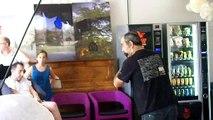 Francheville : Un voyage en musique avec Jean-Luc Thomas pour les résidents de la MAS Violette Germain