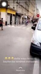 Confrontation entre supporters Algeriens et Senegalais