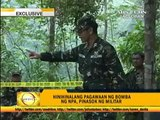 Military finds NPA bomb factory in Samar