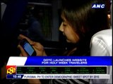 DOTC launches website for Holy Week travelers