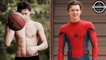 Tom Holland training for spider-man Homecoming - Avengers Infinity War