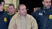 "Drug lord ""El Chapo"" sentenced to life plus 30 years"