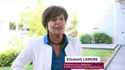 [HORS LES MURS]  Déplacement dans les Alpes-Maritimes de la délégation aux entreprises