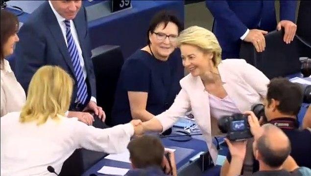 Así es la nueva presidenta de la Comisión Europea