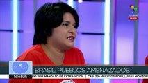 Análisis: Pueblos originarios de Brasil amenazados