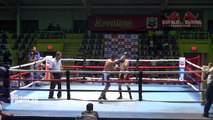 Ernesto Irias VS Ricardo Martinez - Bufalo Boxing Promotions