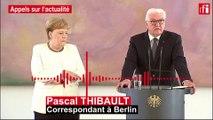 Allemagne : les tremblements répétés d'Angela Merkel