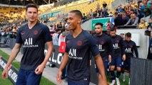 SG Dynamo Dresde - Paris Saint-Germain : Inside