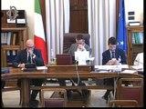 Roma - Audizioni su sicurezza sul lavoro (17.07.19)