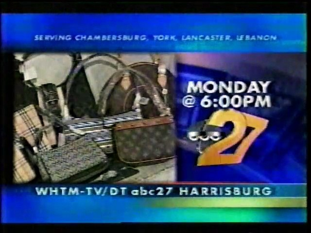 (February 5, 2006) WHTM-TV/DT abc27 Harrisburg Commercials