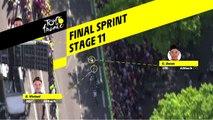 Sprint Final / Final Sprint - Étape 11 / Stage 11 - Tour de France 2019