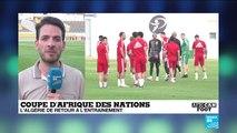 CAN-2019 : Sénégal - Algérie : les supporters algériens de plus en plus nombreux au Caire
