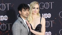 Joe Jonas félicite Sophie Turner pour sa nomination aux Emmy Awards