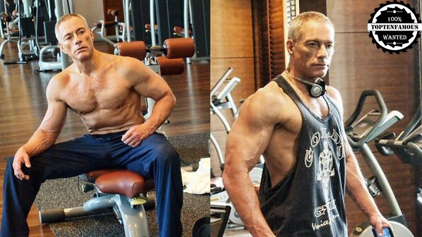 Jean Claude Van Damme training and workout everyday