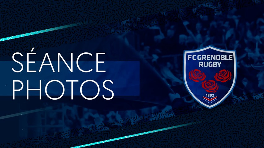 Rugby : Video - Making of séance photos saison 2019-2020