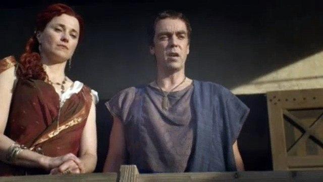 Spartacus Season 4 Episode 6 - Part 02