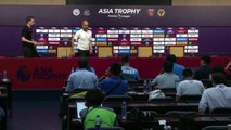 Guardiola on Sane, and De Bruyne's thoughts, after Man City win in Asia Trophy
