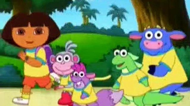 Dora the Explorer Season 4 Episode 12 - We're A Team