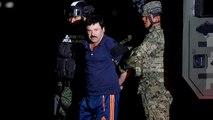 """""""El Chapo"""" Guzmán condenado a cadena perpetua más 30 años"""