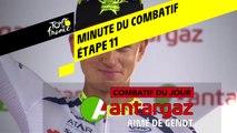 La minute du combatif Antargaz - Étape 11 - Tour de France 2019