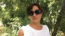 Céline, du Cresrel, décrit le sauvetage de la cane et de ses petits