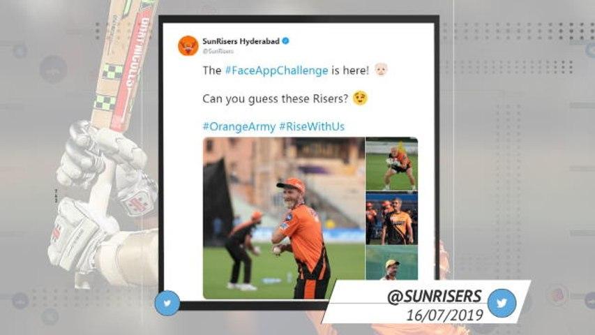 Socialeyesed - Sport stars revel in ageing app