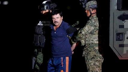 """Condannato all'ergastolo il re del narcotraffico, """"El Chapo"""""""