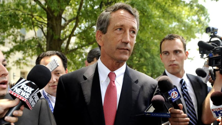 Local Matters: Republican Mark Sanford considers 2020 run