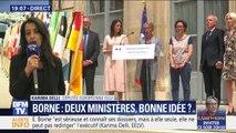 """Karima Delli (EELV): """"Je ne comprends pas pourquoi Elisabeth Borne n'a pas le titre de ministre d'État"""""""