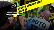 La minute Maillot Vert ŠKODA - Étape 11 - Tour de France 2019