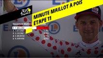 La minute Maillot à pois Leclerc - Étape 11 - Tour de France 2019