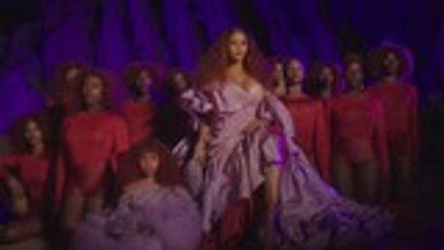 "Beyonce Shares Stunning Video For ""Spirit"" From 'The Lion King' 