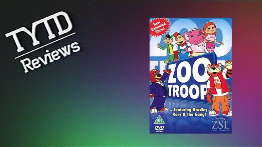 Zoo Troop: Snowstorm Rescue (and more!) (2007) - TYTD Reviews