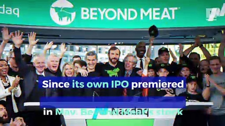 Blue Apron to Add Beyond Meat to Their Meal Kits