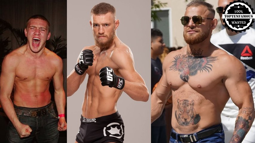 Conor McGregor - From 6 To 29 Years Old