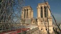 Παναγία των Παρισίων: Η καταστροφή 3 μήνες μετά